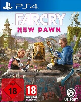 Far Cry New Dawn Deutsch&OVP (PS4)