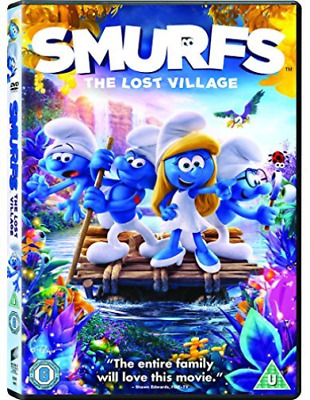 Smurfs: The Lost Village DVD NUOVO
