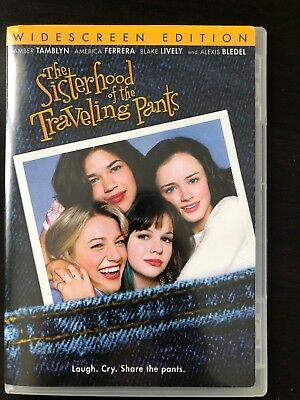 The Sisterhood of the Traveling Pants by Ann Brashares - Widescreen edition