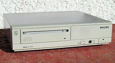 PHILIPS CDD 401 Lettore CD-Rom vintage personal home computer 1990 no ASEM APPLE