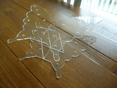 Cake pop acrylic LARGE BUTTERFLY stand display