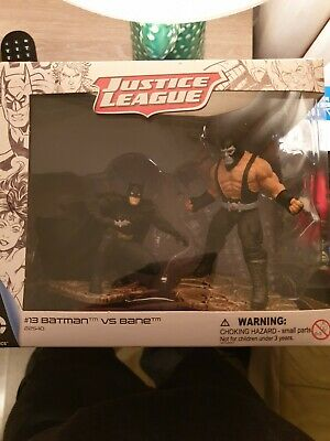 Batman Vs Schleich 22540 Justice League Figure 2 Pack Bane