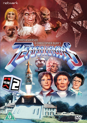 Terrahawks Volume 2 DVD - New & Sealed - Gerry Anderson
