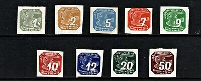 Hick Girl Stamp-Old Classic Mh. German Newspaper Stamps  1940 Issue    M588