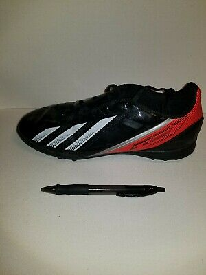 ccc5d9fe073 Adidas F50 indoor soccer cleats turf shoes - youth US size 6. Great  condition