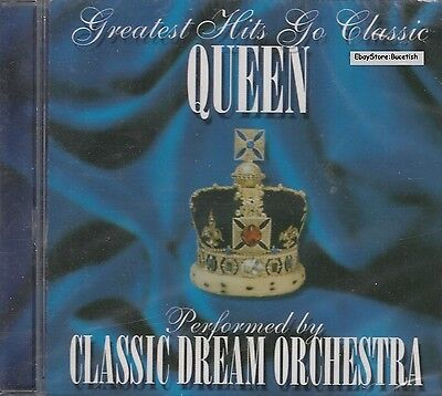 Queen Greatest Hits Go Classic CD New Sealed
