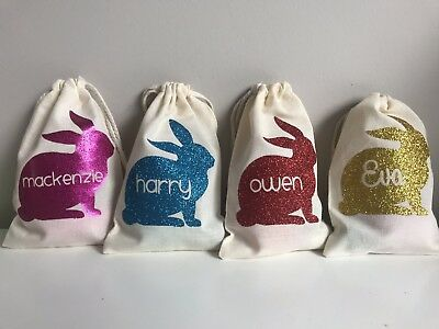 Personalised Easter Egg Gift Bags