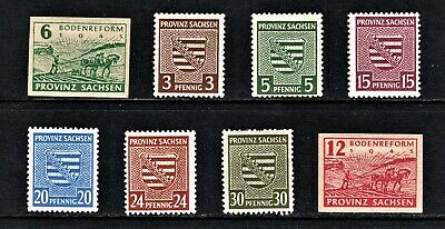 Hick Girl Stamp-Old Mh. German State-Saxony Province Stamp Variety    M605