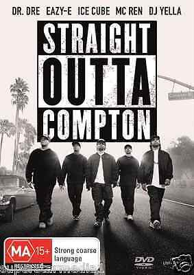 Straight Outta Compton : NEW DVD