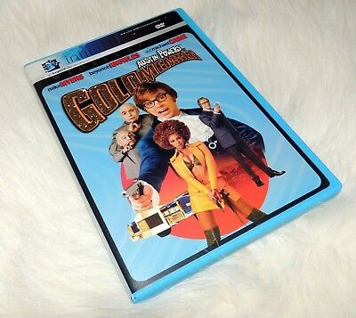 Austin Powers Goldmember DVD Mike Myers Beyonce PG13 Infinifilm Widescreen 2002
