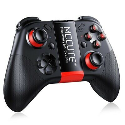 Mobile Phone Bluetooth Wireless Game Controller Joystick Gamepad Fire Trigger