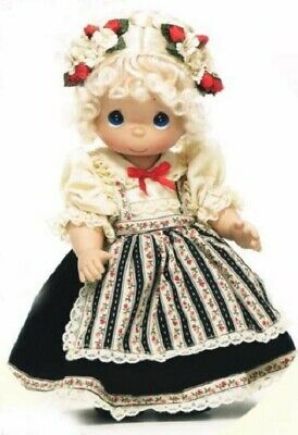 Precious Moments 12 Inch Doll , 'Welcome to My World', New In Box with Tag, 4392