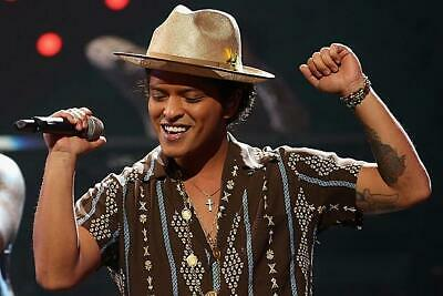 Bruno Mars * Las Vegas * September 13th, Friday * 406 * Row J * WoW!!