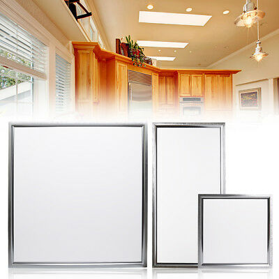 1X1 1X2 2X2FT 12/21/48W LED Troffer Panel Light Recessed Dropped