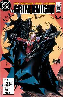 Batman Who Laughs The Grim Knight 1 Philip Tan Retro Variant Nm