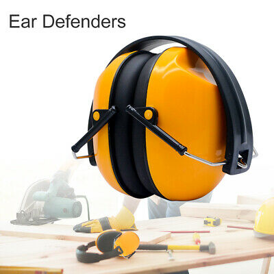 Ear Muff Noise Hearing Protector Equipment Protection Gun Shooting Soundproofing