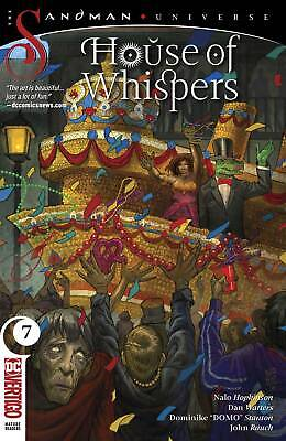 House Of Whispers #7 (Mr) Dc Comics