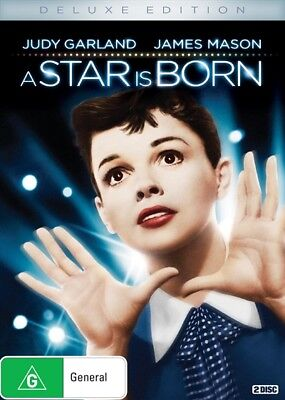 A Star Is Born : NEW DVD