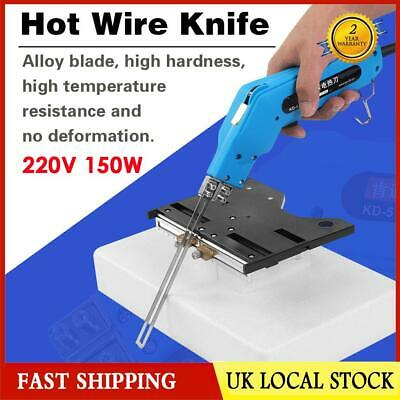 Hot Knife Wire Cutter for Polystyrene Foam Styrofoam Insulation - Electric 220V