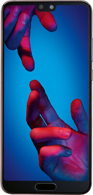 """Huawei P20 DualSim pink 128GB LTE Android Smartphone 5,8"""" Display 20Megapixel"""
