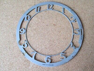 Pin On Westminster  Mantel Clock Chapter Ring Has Made In England To The Bottom
