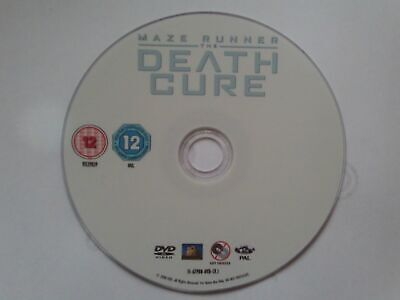 Maze Runner The Death Cure [2018] [DISC ONLY]