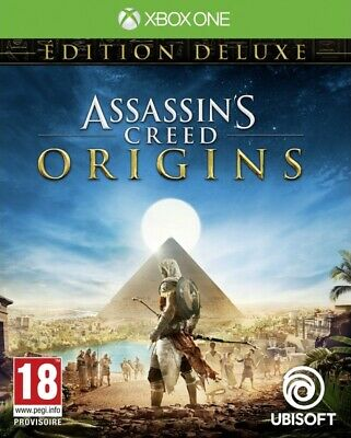 Assassin's Creed Origins - Deluxe Edition Xbox One Italiano Gioco Limited Pal
