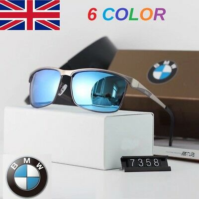 Unisex Driving Glasses Car Motorcycle Sunglasses UV400 For Bmw Sports Sunglasses