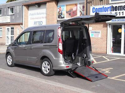 Ford TOURNEO CONNECT FREEDOM RS WHEELCHAIR ACCESSIBLE VEHICLE