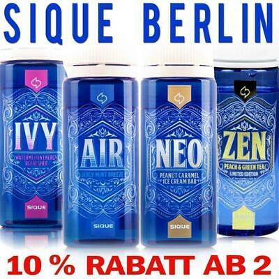 Sique Berlin 100ml Liquid Shake Vape ZEN AIR NEO IVY E-Liquid E-Zigaretten