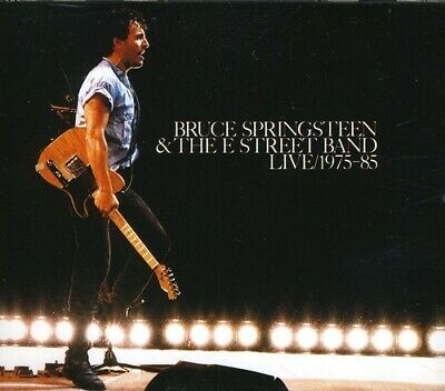 Bruce Springsteen and The E Street Band - Live 1975-1985 (3 Disc) CD NEW