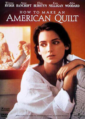 How to Make an American Quilt DVD NEW