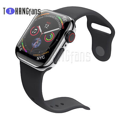 Apple Watch Series 3/4 Full Body Cover Snap-on Case with Screen Protector ATF