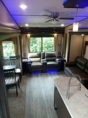 New EuroCruiser 915 American 5th Wheel Caravan, RV, Travel Trailer, Motorhome