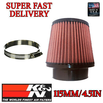 """4.5"""" inch 114mm 115mm Performance air filter universal 4.5 inch"""