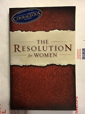 The Resolution for Women by Priscilla Shirer. Paperback softcover
