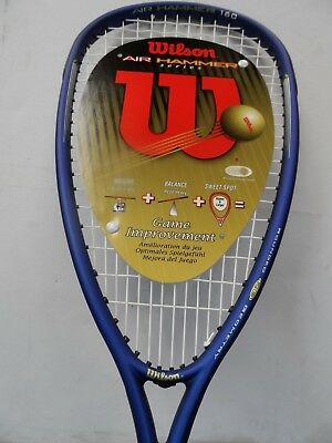 "Squash Racket ""wilson Air Hammer 160"""