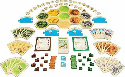 2019 Settlers of Catan Board Game 5th And Edition 5-6 Player EXPANSION Pack NEW