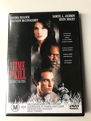 A Time To Kill (DVD, 1999)