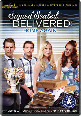 Signed, Sealed, Delivered: Home Again [New DVD] Subtitled, Widescreen