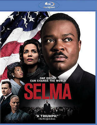 Selma (Blu-ray Disco and DVD 2015)