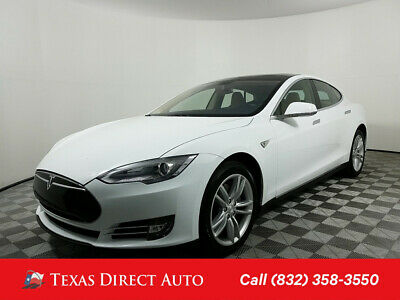 2013 Tesla Model S  Texas Direct Auto 2013 Used Automatic RWD