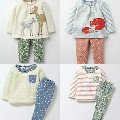 NEW Baby Boden Jersey Play Sets - 0 to 3 Yrs - RRP £30 - Christmas / Winter