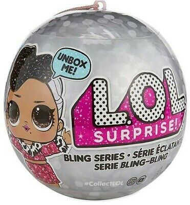 LOL Surprise Bling doll BRAND NEW and genuine