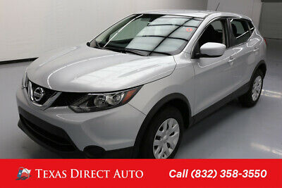 2017 Nissan Rogue S Texas Direct Auto 2017 S Used 2L I4 16V Automatic FWD SUV