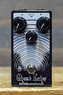 EarthQuaker Devices Ghost Echo V3 Vintage Voiced Reverb Guitar Effect Pedal