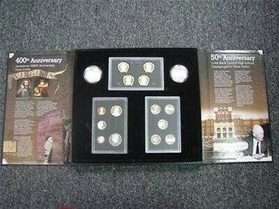 2007 American Legacy Proof Coin Set United States Mint