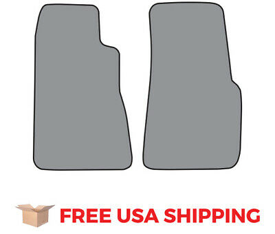 1984-1989 Fits Nissan 300ZX 2 Seater 2 pc Front Factory Fit Floor Mats