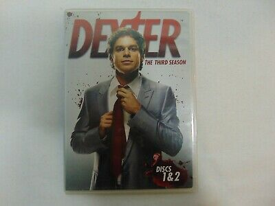 Dexter Season 3 Disc 1 & 2 Only