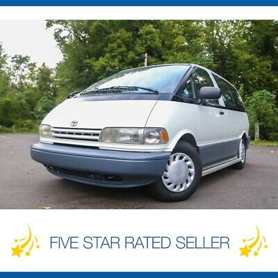 1993 Toyota Previa Fully Serviced Clean CARFAX Rare Florida Car Low 136K mi! 1993  Toyota Previa Fully Serviced Clean CARFAX Rare Florida Car Low 136K mi!